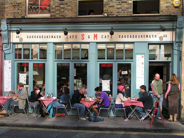 London-Restaurants